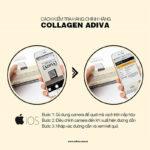 Hướng dẫn tra cứu QR Code sản phẩm Collagen ADIVA của Đức