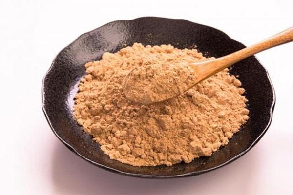 tác dụng của bột đậu nành