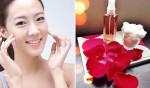 11 cách chữa bọng mắt dưới - cach chua bong mat duoi bang nuoc hoa hong 150x88