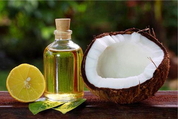 5 cách trị nám bằng dầu dừa dễ  làm mà hiệu quả - chanh dau dua