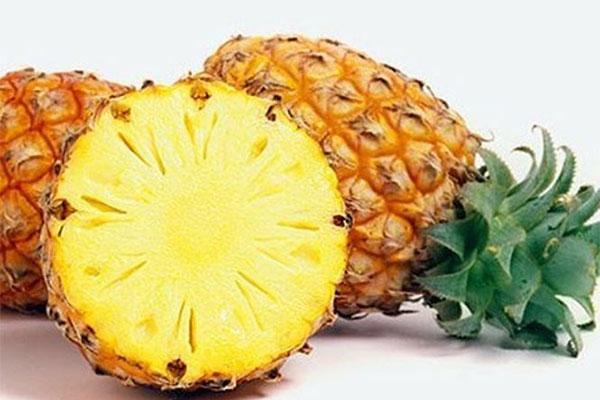 Các loại quả ăn là mát gan - dua