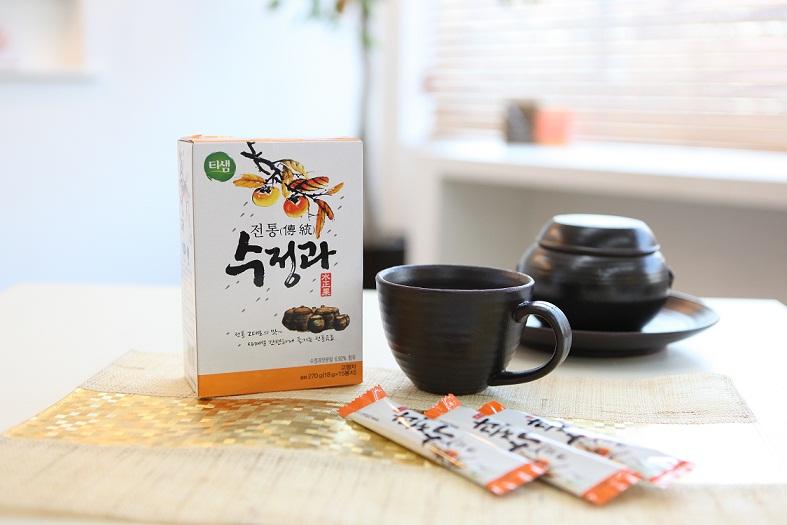 đồ uống giúp phụ nữ Hàn da trắng muốt
