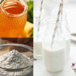 Cách làm trắng da từ bột gạo tẻvà bột gạo nếp