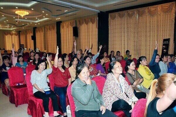 """Nhãn hàng ADIVA hội thảo """"Đường - Tàn Phá Sắc Đẹp, Giải Pháp Nào Cho Bạn"""" tại tỉnh Bạc Liêu"""