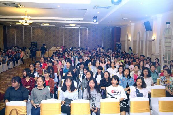 """Nhãn hàng ADIVA hội thảo """"Đường – Tàn Phá Sắc Đẹp, Giải Pháp Nào Cho Bạn"""" tại Hồ Chí Minh, Bình Thạnh"""