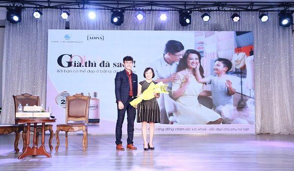 """Nhãn hàng ADIVA khởi động chiến dịch """"GIÀ, THÌ ĐÃ SAO ?"""" tỉnh Quảng Trị - IMG 2936 600x350"""