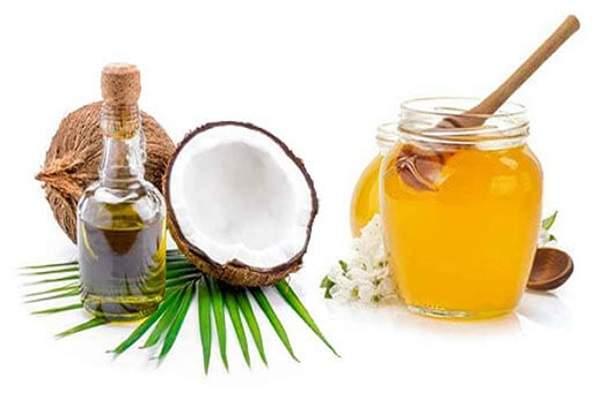 Tác dụng của nguyên liệu thô trong mặt nạ - dau dua mat ong