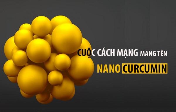 tac dung cua nano curcumin