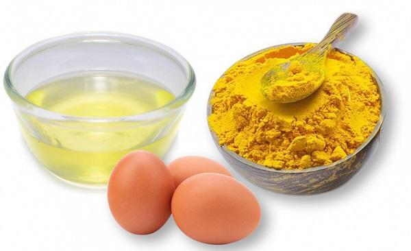 Da sáng mịn với 3 cách trị thâm bằng trứng gà đơn giản