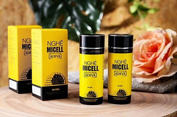 Khỏi bệnh dạ dày với Nghệ Micell ADIVA