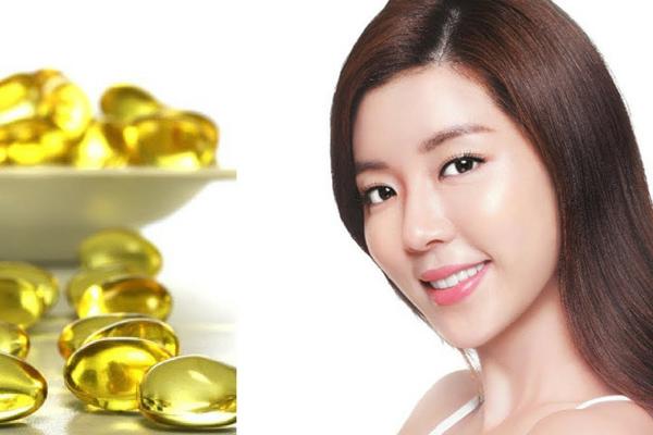 Cách dùng viên nang vitamin E hiệu quả - phụ nữ và viên nang vitamin E