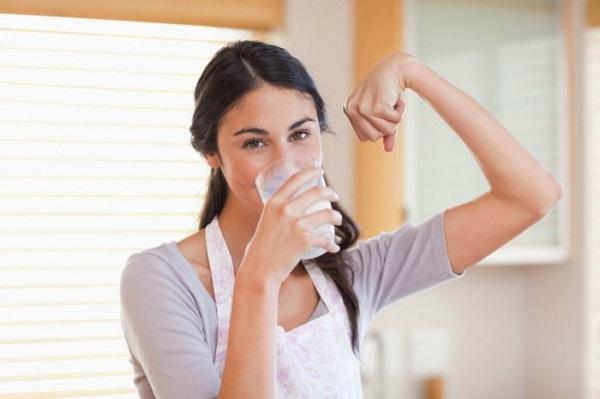 Cách sử dụng sữa tươi không đường