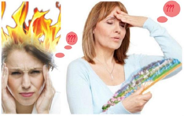 Nguyên nhân gây nóng trong người