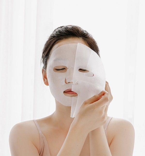 Bí kíp đắp mặt nạ giấy đúng cách tại nhà - dap mat na giay dung cach 8