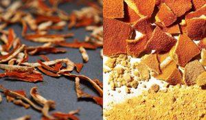 Bí quyết làm mặt nạ bột vỏ cam cho làn da sáng - bot vo cam 1 300x175
