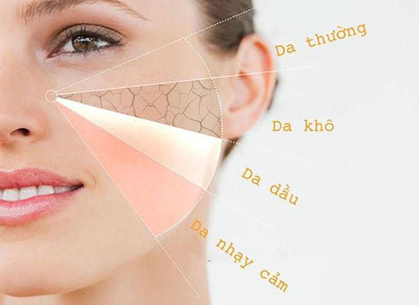 Những bí quyết làm đẹp cơ bản bạn nhất định phải làm - cac loai da