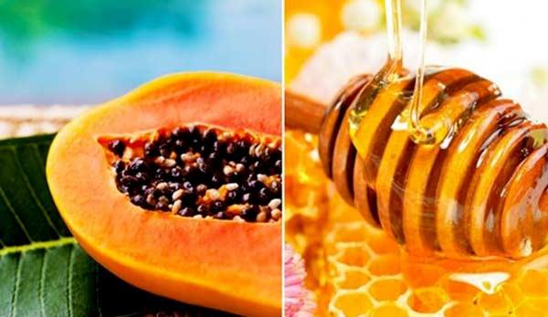 3 loại mặt nạ dưỡng ẩm dễ làm bạn nên bỏ túi - đu đủ mật ong 1