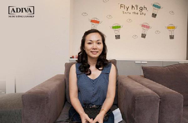 Chị Đăng Quyên (38 tuổi, nhân viên văn phòng)