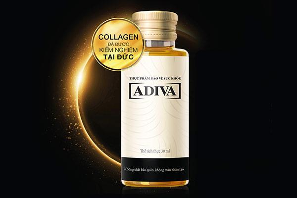 Collagen thủy phân có phải là phương thuốc thần kỳ? - adiva collagen poster ngang 01