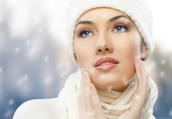Các biện pháp khắc phục tại nhà để chăm sóc da mùa đông - cham soc da mua dong