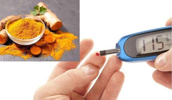 Cách sử dụng nghệ để chống lại bệnh tiểu đường - nghe va benh tieu duong 600x350