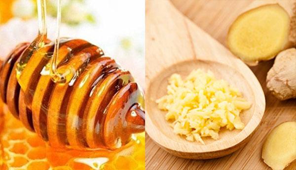 17 biện pháp khắc phục bệnh loét dạ dày tại nhà - gung xay mat ong 2