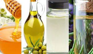 Tự chế sữa tắm dầu ô liu - mat ong dau o liu xa phong caster tinh dau 300x175