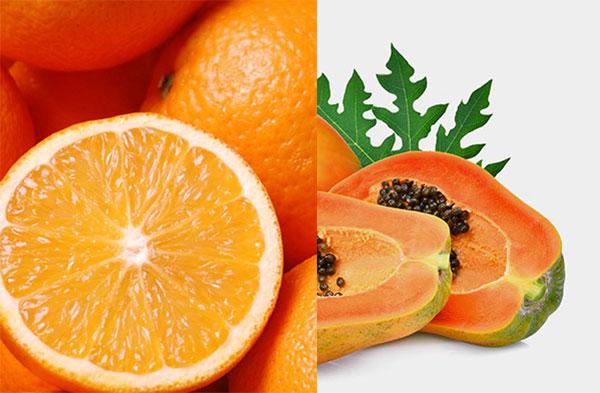 12 mặt nạ cam giúp bạn làm đẹp đón Tết Tân Sửu 2021 - du du cam 1