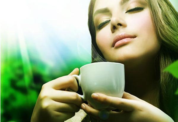 5 lý do trà xanh tốt cho làn da của bạn - phu nu va tra xanh