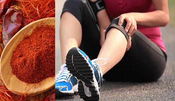 13 lợi ích tuyệt vời của ớt Cayenne - ot caynene tri dau khop goi