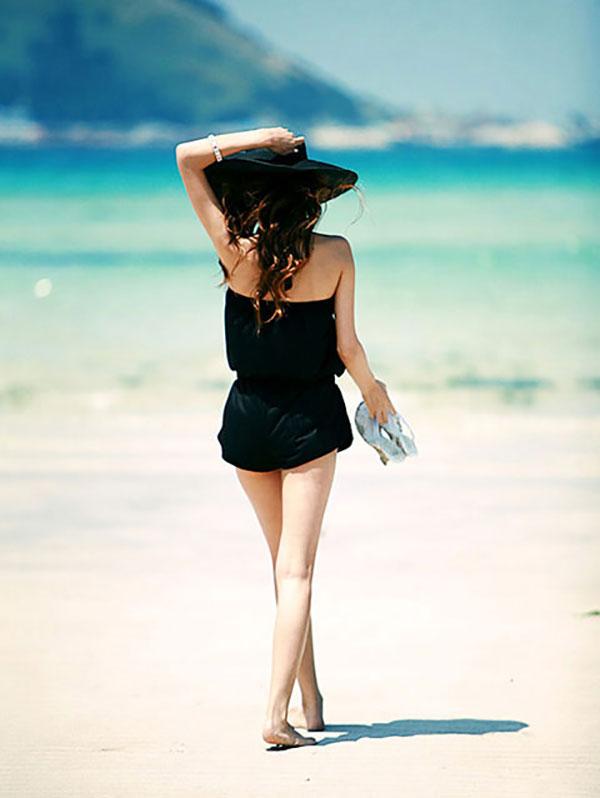 Các cách để khôi phục vẻ đẹp làn da của bạn sau chuyến đi chơi biển - đ bien