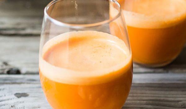 Tại sao nước ép với nghệ lại tốt cho bạn? - turmeric Golden root juice 100 3 600x350